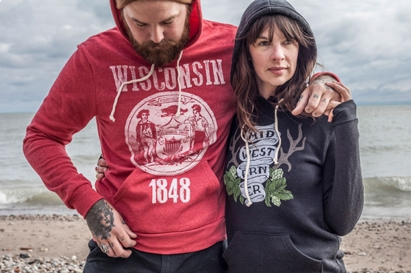 ... winter in the midwest can be brutal. That s why we decided to print  some of our new (and old) original designs on cozy hoodies! Whether you re  reppin  ... 3ac85e514a4b